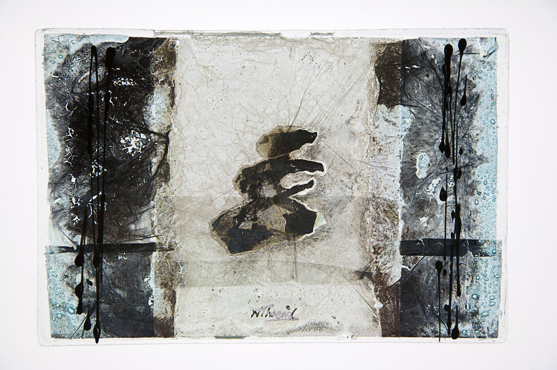 Glass - Collaboration with glass artist Natalie Phoenix