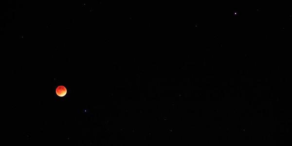 Luna, Sirius, Mars