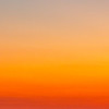 Red Sky Setting Crescent