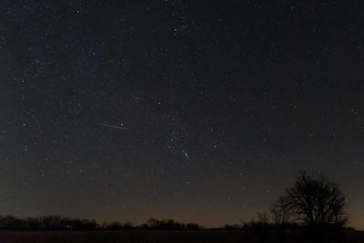 Geminid Meteor 1