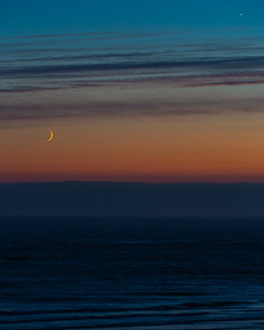 Marine Moonset