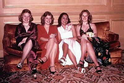 1978 02-18 Phi Mu Formal - The Fabulous Four