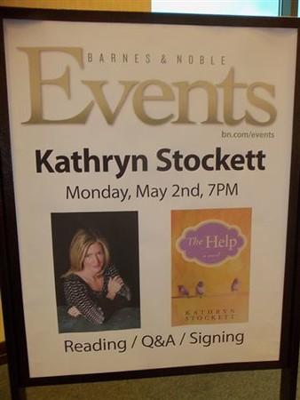 2011 05-02 Phi Mu author Kathryn Stockett of The Help