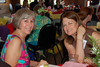 Roberta McGoveny and Cindy Herndon
