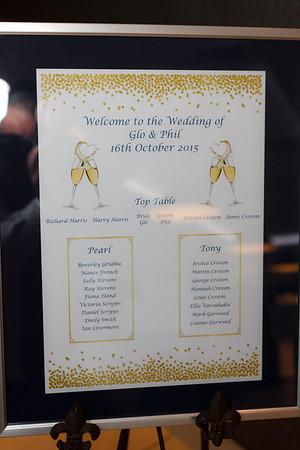 Phil & Gloria Croxon Wedding-399