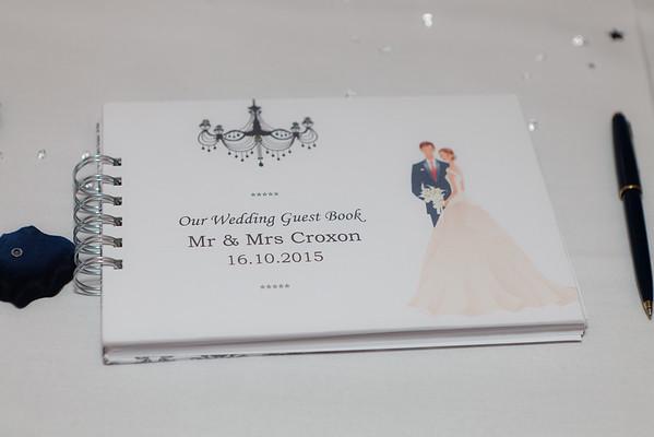 Phil & Gloria Croxon Wedding-401