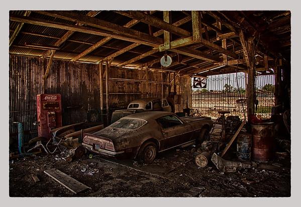 Dead Garage