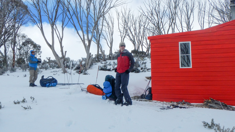 Valentine Hut - Lunch Day 2