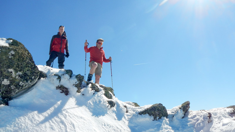 Summit of Gungarten