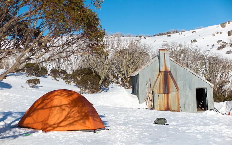 Mawson Hut