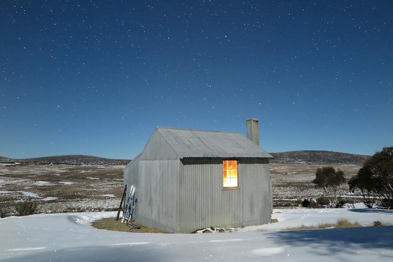 Brooks Hut