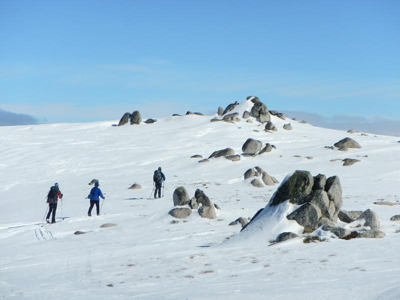 Climbing Jagungal
