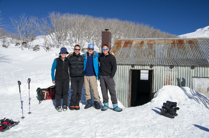 Whites River Hut