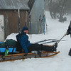 The Grey Mare Sled