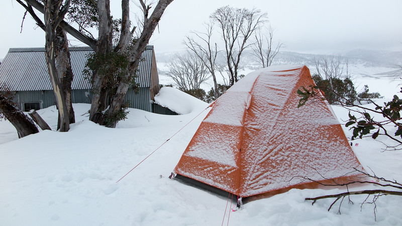 Grey Mare Hut