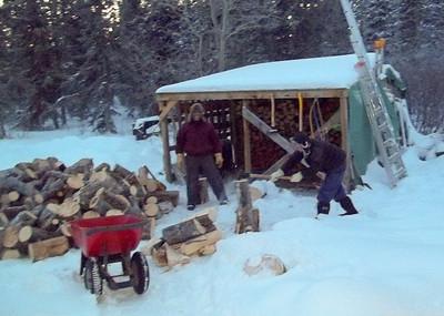 Yukon Adventures - Behind the Scenes