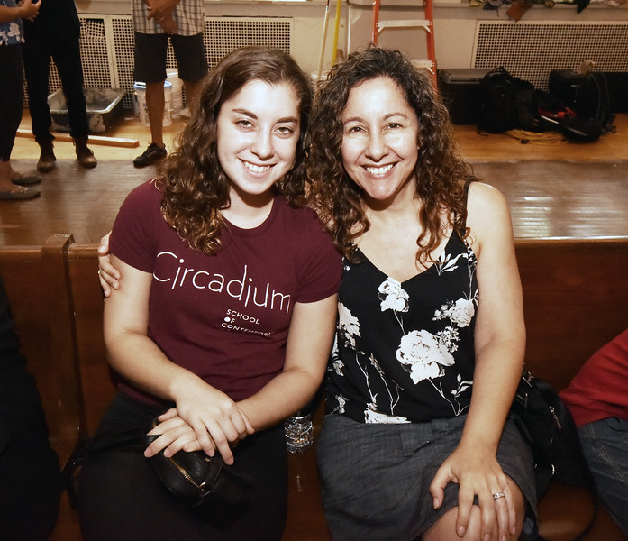 Maya Zuckerman and Marti Zuckerman