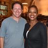Brett Mandell and Councilwomen Cindy Bass