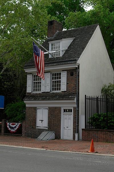 Betty Ross House