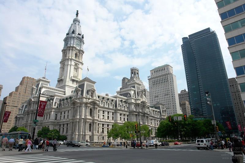 Innenstadt Philadelphia