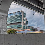 South Street Bridge, Children's Hospital of Philadelphia