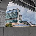 South Street Bridge, Children's Hospital of Philadelphia