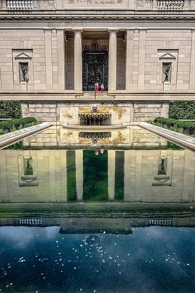 Rodin Museum Entrance