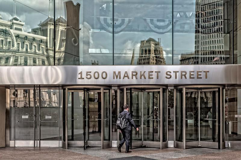 1500 Market Entrance