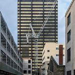 Crane, Architecture, South 24th Street