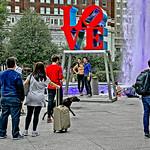 Love Park Love