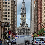 Police Response Team Vehicle, City Hall