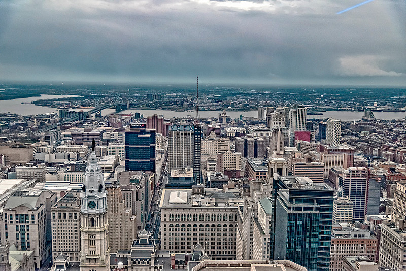 Philadelphia, Delaware River, New Jersey
