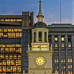 Independence Hall Tower