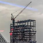 Comcast Innovation & Technology Center Construction