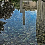 Reflecting Pool, The Barnes Foundation