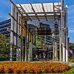 Liberty Bell Center Glass Chamber