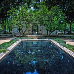 Rodin Museum Reflecting Pool