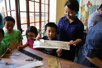 Woodblock Printing Workshop_029