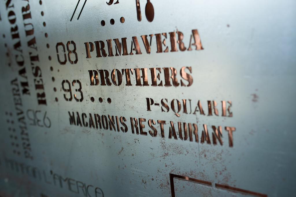 Macaroni's Philadelphia