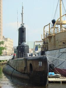 Submarine # 319