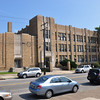 Catharine School front.