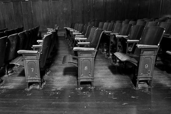 Auditorium Seats