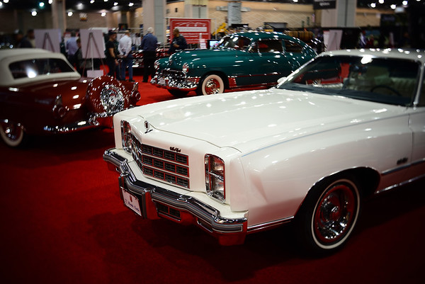 Philadelphia Auto Show--Monte Carlo