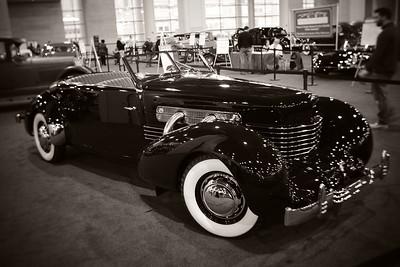 Philadelphia Auto Show--Cord