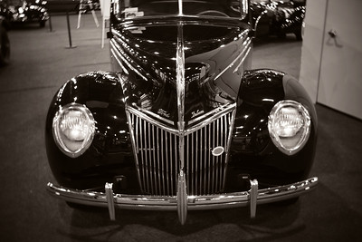 Philadelphia Auto Show--Ford Deluxe