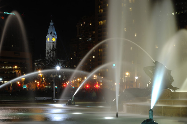Philadelphia Fountains