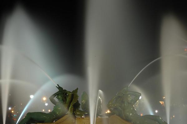 Philadelphia Fountains - 2012