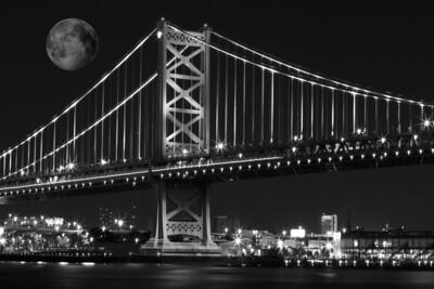 Ben Franklin Full Moon