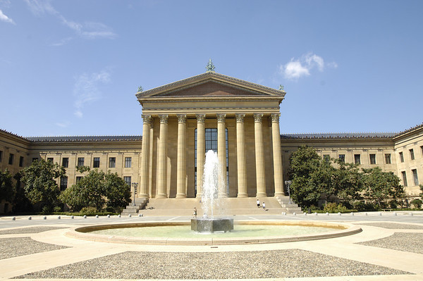 Philly Art Museum Area