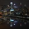 Philadelphia Skyline - South Street